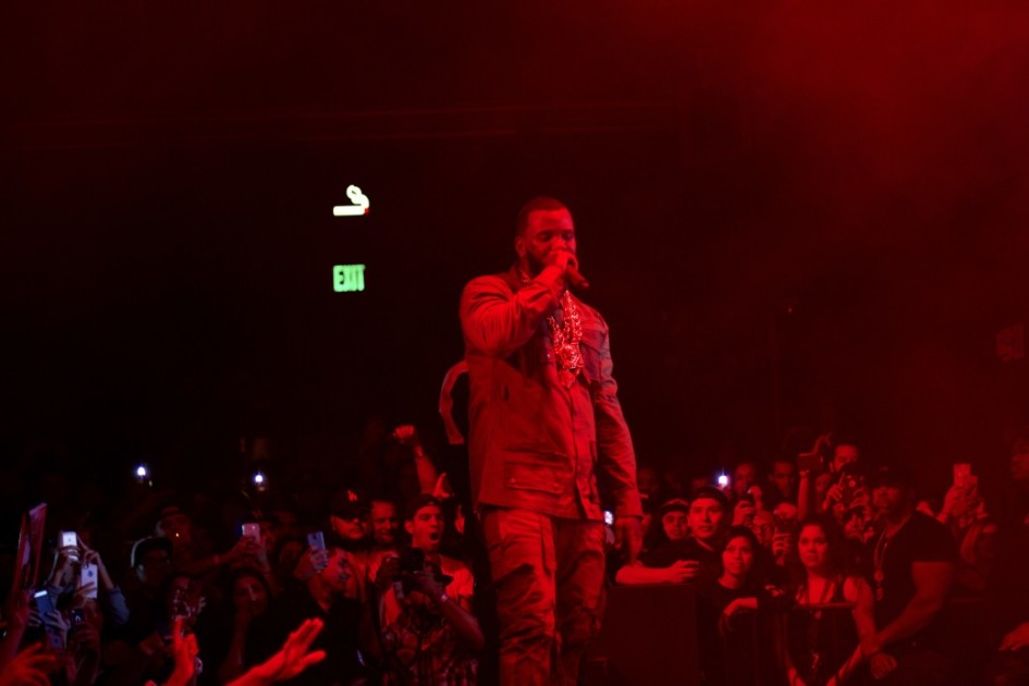 The Game live in concert